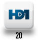 HD1 via Bis TV AERVI Boutique